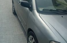 Toyota Corolla 2004 Grey for sale