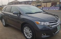 Super Clean Registered Toyota Venza 2010 Gray Full Option For Sale