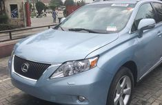 Lexus RX350 2011 Blue for sale