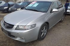 Honda Accord 2003 Silver for sale