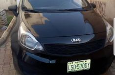 Registered Kia Rio 2013 Black for sale