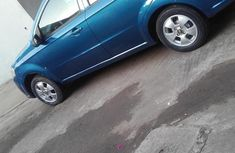 Chevrolet Aveo 2005 Blue for sale