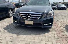 Registered Mercedes E300 2012 Gray for sale