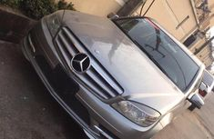 Mercedes-Benz C350 2011 Grey for sale