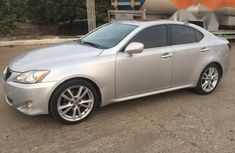 Lexus IS250 2007 Silver for sale