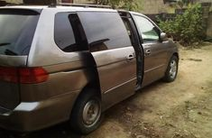 Used Honda Odyssey 2002 Gray for sale