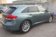 Toyota Venza 2010 Model Light Green Colour For Sale