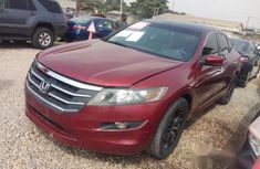 Honda Accord CrossTour 2010 Red for sale