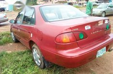 Toyota Corolla 2001 Red for sale