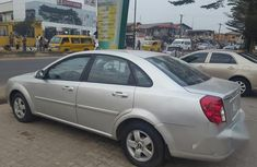 Chevrolet Optra 2004 Silver for sale