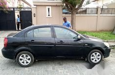 Hyundai Accent 2005 Black for sale