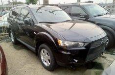 Tokunbo Mitsubishi Outlander 2011 Black for sale