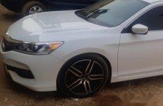 Honda Accord 2016 White for sale