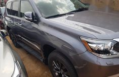 Lexus GX460 2017 Gray for sale
