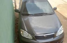 Toyota Corolla 2006 Brown for sale