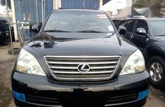 Lexus GX 470 2006 Black for sale