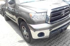 Toyota Tundra 2010 Gray for sale
