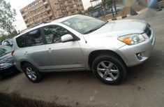 Toyota RAV4 2008 Silver for sale