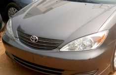 Toyota Camry LE 2004 Gray for sale