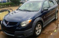 Pontiac Vibe - 2003 Blue for sale