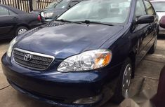 Toyota Corolla LE 2002 Blue for sale