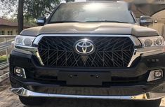 Toyota Landcruiser 2018 Black for sale