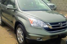 Honda CR-V 2005 Green for sale