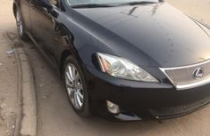 Lexus IS250 2008 Black for sale