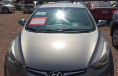 Hyundai Elantra 2014 Silver for sale