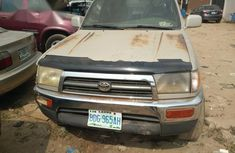 Toyota 4-Runner 1996 Silver for sale