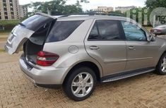 Mercedes-Benz M Class ML350 2007 for sale