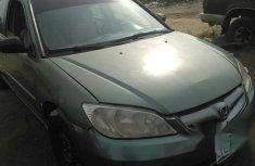 Honda Civic 2005 Green for sale