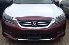 Brand New 2014 Honda Accord Sport Edition Red for sale