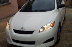 Clean Toyota matrix  for sale in Nigeria