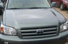 Toyota Highlander 2003 for sale at 700k