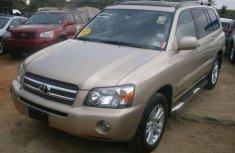 Toyota Highlander 2005 Model for sale