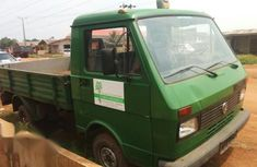 Tokunbo Volkswagen Truck LT 28 2001 Green for sale