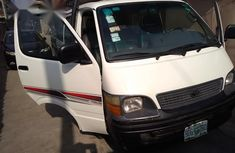 Toyota Hiace 1998 White for sale