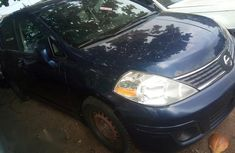 Nissan Versa 2007 Blue for sale