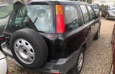 Tokunbo Honda CR-V 2000 Black for sale