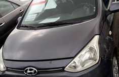 Neatly Used Hyundai I10 2013 Gray for sale