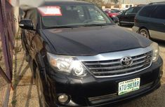 Clean Toyota Fortuner 2012 for sale