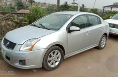 Nissan Sentra 2012 Silver for sale