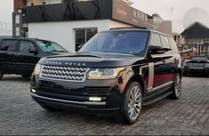Rover Land Vogue 2016 Black for sale