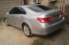 Clean Toyota ES 2008 Gray for sale