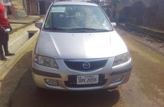 Mazda Premacy 2002 Silver for sale