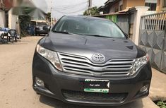 Toyota Venza 2010 Gray for sale