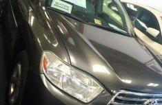 Toyota Highlander 2010 Black for sale