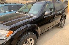 Nissan Pathfinder 2008 Black for sale