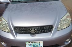 Toyota Matrix 2005 Silver for sale